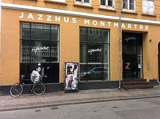 jazz club in Copenhagen, Denmark