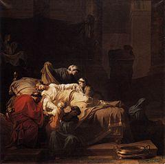 La Mort d'Alceste