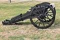 Jednoróg 10-funtowy artylerii konnej z lawetą.jpg