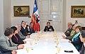 Jefa de Estado se reunió con Premios Nacionales (14520708115).jpg