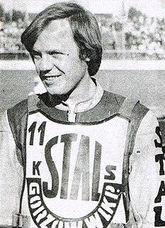 Jerzy Rembas Polish speedway rider