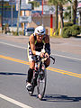 Jessica Jacobs 1st Female on bike at Ironman Florida 2010.jpg
