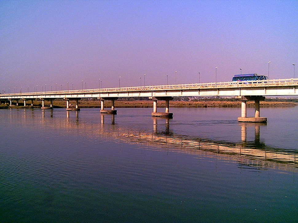 Jhelum River Bridge