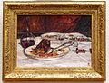 Jhr.Mr. Carel Nicolaas Storm van 's-Gravesande (1841-1924) Stilleven 'Boeuf à la mode', 1906, Olieverf op doek.JPG