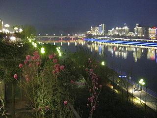 Jiangle County County in Fujian, Peoples Republic of China