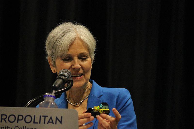 File:Jill Stein with toy bulldozer (29244413530).jpg