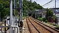 Jimmuji Station north tracks 20150725.JPG