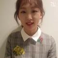 Jin Ki-joo para Marie Claire Korea -마리25주년 스타들의 축하 릴레이 - 진기주 03.png