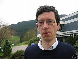 Jiří Matoušek (mathematician) - Jiří Matoušek at the Mathematical Research Institute of Oberwolfach, 2005