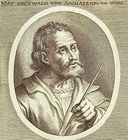 Joachim von Sandrart-Teutsche Academie der Edlen Bau Bild und Mahlerey-Kuenste-Matthias Gruenewald-1679