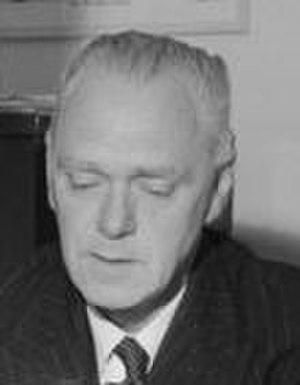 John Mathison - John Mathison in 1958.