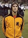 Johan Cruyff in trainingspak Nederlands Elftal , kop.jpg