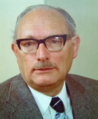 Johan van Hulst - Van Hulst in 1980