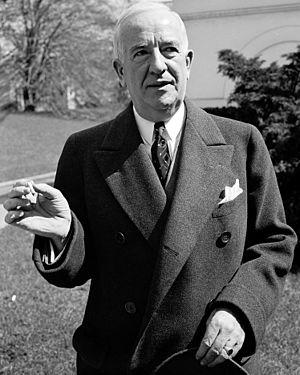 John J. Dempsey - Dempsey in 1939