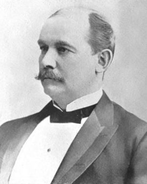 Abbey, Schoeffel and Grau - Image: John B Schoeffel 1846 1918 USA
