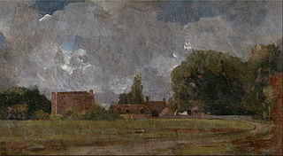Golding Constable's House, East Bergholt: the Artist's birthplace