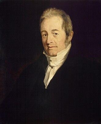 John Galt (novelist) - Image: John Galt Charles Grey 1835 (cropped)