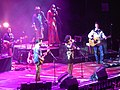 John Mayer and Katy Perry singing Who You Love at the Barclays Center 02.jpg