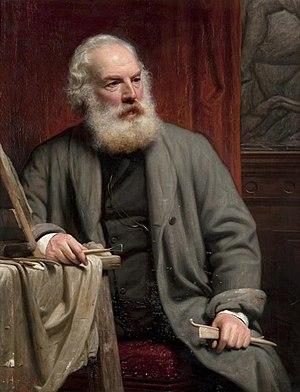 John Mossman - John Mossman (portrait by Norman Macbeth, 1884)