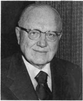 John Ries Bartels American judge (1897-1997)