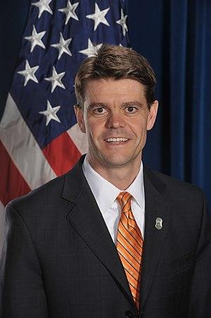 John T. Morton - official DHS portrait