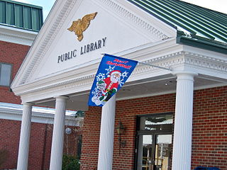 public library in Johnson County, Kentucky