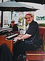 Jon Hammond at 1965 Hammond B3 Organ in concert San Francisco City Hall.jpg