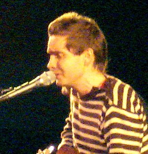 Jónsi - Jónsi at UCLA, playing to promote Heima