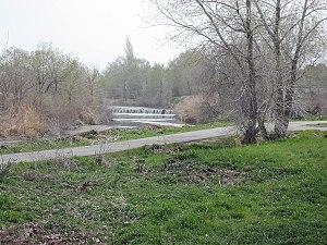 Jordan River Parkway - Jordan River Parkway in Murray