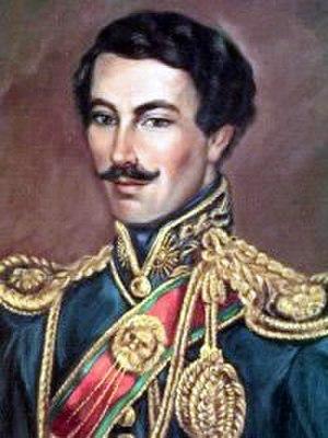 President of Bolivia - Image: Jose maria perez de urdinena