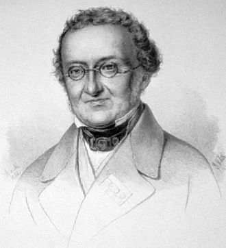 Austrian nationalism - Josef von Hormayr, the prominent Austrian nationalist political leader during the Napoleonic Wars.