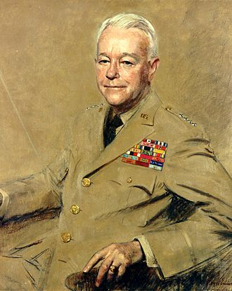 Vice Chief of Staff of the United States Army - Image: Joseph Lawton Collins