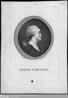 Joseph Schuster (Source: Wikimedia)