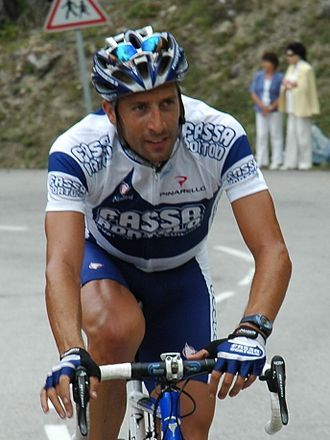 Juan Antonio Flecha - Flecha at the 2005 Tour de France with Fassa Bortolo