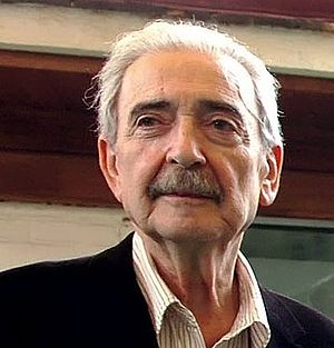 Argentine Mexicans - Juan Gelman, Cervantes Prize-winning poet that first arrived in Mexico as an exile of the Military Junta