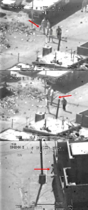 July 12, 2007 Baghdad airstrike - Image: July 12, 2007 Baghdad airstrike targets (1)