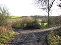 Junction of Slayley Lane and Hoodcroft Lane - geograph.org.uk - 1051071.jpg