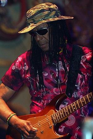 Junior Marvin - Junior Marvin in 2011