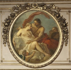 Jupiter and Callisto