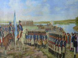 Historia De La Bandera De Argentina Wikipedia La Enciclopedia Libre