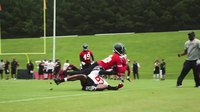 File:Justin Bethel interception from minicamp day 3.webm