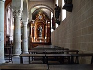 Justinuslkirche Marienaltar