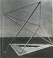 "Kārlis Johansons c1920 ""Gleichgewichtkonstruktion"" (""Equilibrium-structure""), a Study in Balance.jpg"