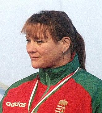 Rita Kőbán - Image: Kőbán Rita