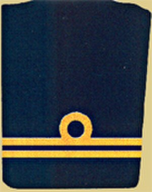 Ranks in the Austro-Hungarian Navy - Image: K.u.K. Fregattenleutnant