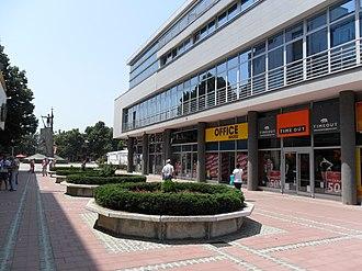 Kraljevo - Image: KV2011