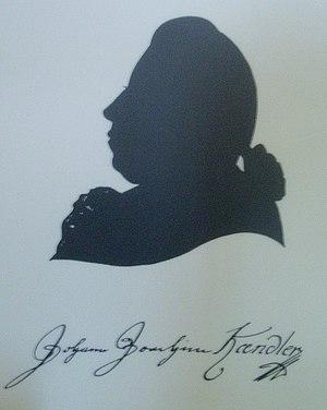 Johann Joachim Kändler - Johann Joachim Kaendler