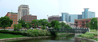 Kalamazoo, Michigan - Image: Kalamazoo