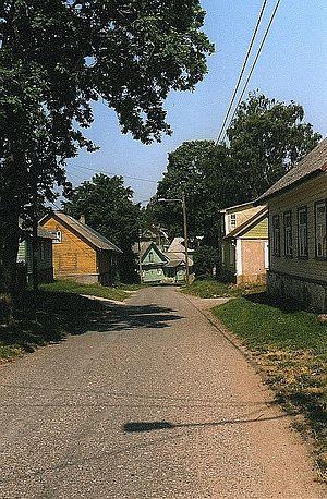 Kallaste - Image: Kallaste