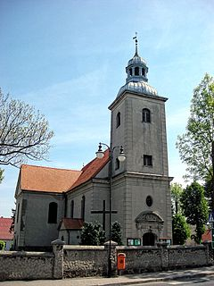 Kamień Krajeński Place in Kuyavian-Pomeranian Voivodeship, Poland